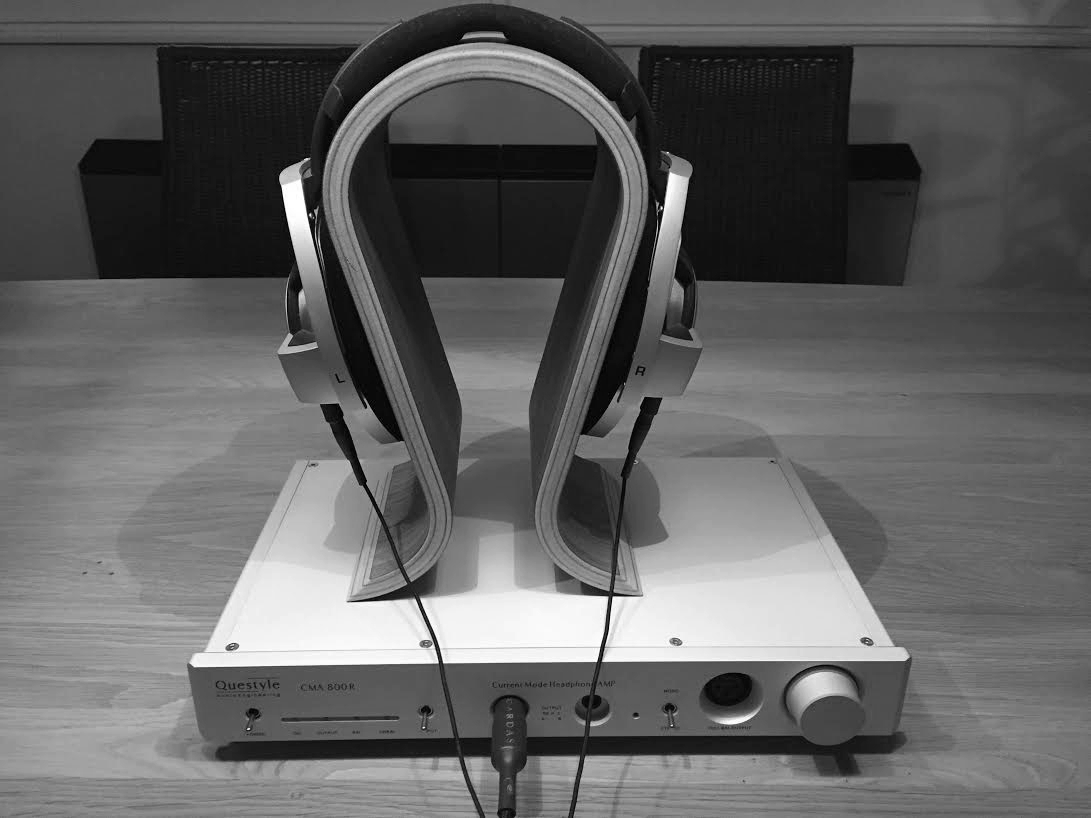HD800 mit Questyle