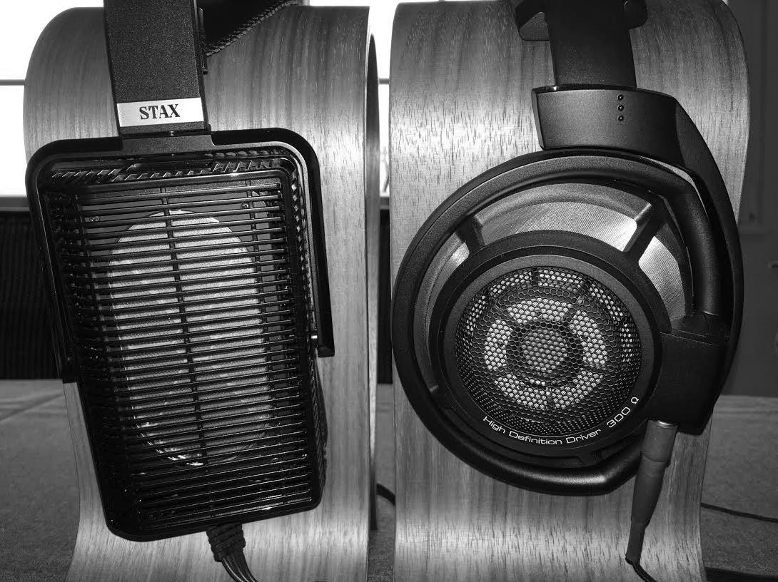 STAX SR-L700 vs. SENNHEISER HD800S