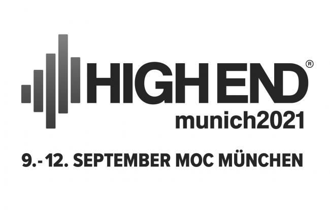 HIGHEND 2021 9.-12. September in München